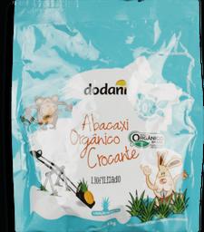 Snack Dodani Abacaxi Crocante Liofilizado Orgânico 15 g