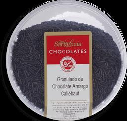 Confeite De Chocolate Granulado Callebaut Amargo 200 g
