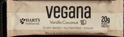 Barra Vegana Hart's Vanilla Coconuts sem Glúten 65 g