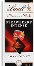 Chocolate Lindt Excellence Strawberry Intense 100 g