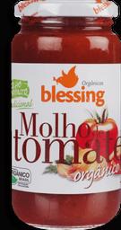 Molho Blessing De Tomate Tradicional Orgânica 330 g