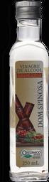 Vinagre Dom Espinosa Cana De Açúcar Orgânico 250 mL