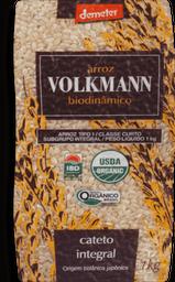 Arroz Volkmann Integral Orgânico Cateto Curto 1 Kg
