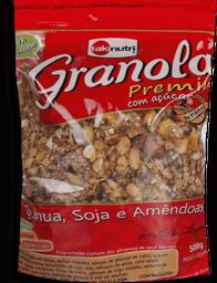 Granola Takinutri Premium Com Açúcar Mascavo 500 g