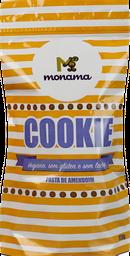 Cookies Monama Pasta de Amendoim Sem Glúten 120 g