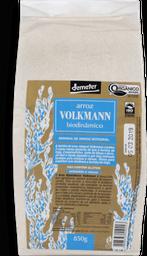Farinha De Arroz Volkmann Integral Orgânico 850 g