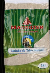 Farinha de Trigo Macrozen Especial Integral 1 Kg