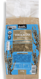 Farelo De Arroz Volkmann Tostado Orgânico 500 g