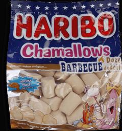 Marshmallow Haribo Barbecue Doce de Leite 250 g