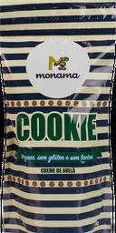 Cookies Monama Creme de Avelã Sem Glúten 120 g