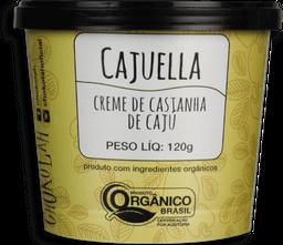 Creme De Castanha Chokolah Caju Orgânico 120 g