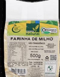 Farinha De Milho Coopernatural Orgânica 500 g
