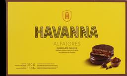 Alfajor Havanna de Chocolate Com 6 U