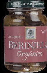 Antepasto Jatoba Orgânico De Berinjela 170 g