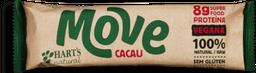 Barra De Proteína Hart's Move De Cacau 35 g