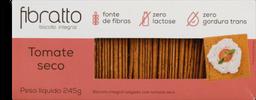 Biscoito Fibratto Integral Tomate Seco 245 g