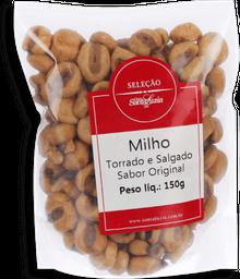 Milho Torrado Zip Saq com Sal Original 150 g