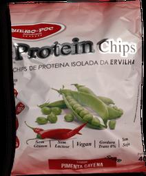 Chips Quero-Poc Ervilha Pimenta Cayena 40 g