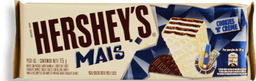 Chocolate Hersheys Mais Cookies Creme 115 g