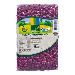 Feijão Coopernatural Vermelho Orgânico 1 Kg