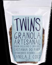 Granola Twins Aveia e Flocos de Milho 300 g