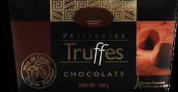 Chocolate Cémoi Trufa Puro Chocolate 200 g