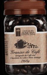 Chocolate Araucária Granizo De Café 260 g