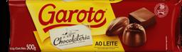 Chocolate Garoto Cobertura Ao Leite 500 g