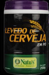 Levedo Vital Natus De Cerveja Em Pó 200 g