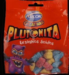 Bala Arcor Gelatina Plutonita Urso 200 g