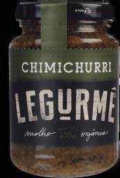 Molho Legurmê Chimichurri Orgânico 155 g