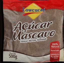 Açúcar Lowçucar Mascavo Peneirado 500 g