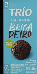 Barra De Cereal Trio De Brigadeiro 60 g