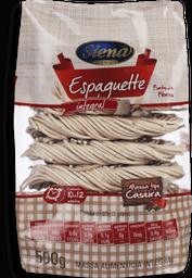 Macarrão Siena Espaguete Integral 500 g