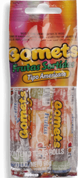 Bala De Goma Gomets Tubo Sortidas 96 g