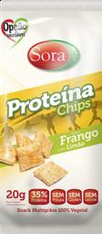 Chips Sora Soja Frango Com Limão 20 g