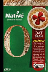 Farelo Native De Aveia Orgânica 200 g