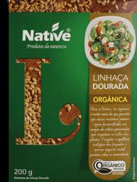 Linhaça Dourada Native Orgânica 200 g