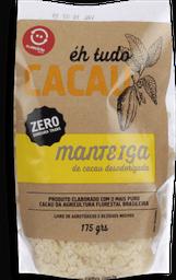 Manteiga Éh Tudo Cacau De Cacau 175 g