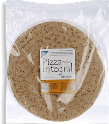 Massa Para Pizza Media Integral 280 g