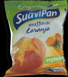 Muffin Suavipan Laranja Orgânico 40 g