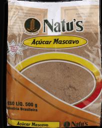 Açúcar Natus Mascavo Moreninho 500 g