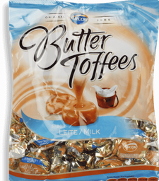 Bala Arcor Butter Toffee Leite 130 g