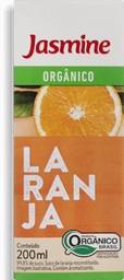 Suco Jasmine Laranja Orgânico 200 mL