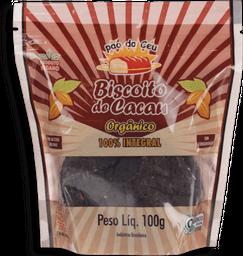 Biscoito Duceu Cacau Orgânico 100 g