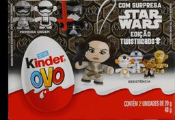 Chocolate Kinder Ovo Star Wars 40 g