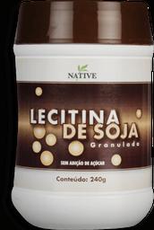 Lecitina Native De Soja Granu 240 g