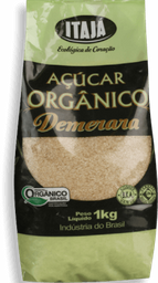 Açúcar Itajá Demerara Orgânico 1 Kg