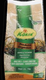 Arroz Korin Orgânico Integral 1 Kg