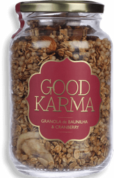 Granola Good Karma Cranberry 270 g
